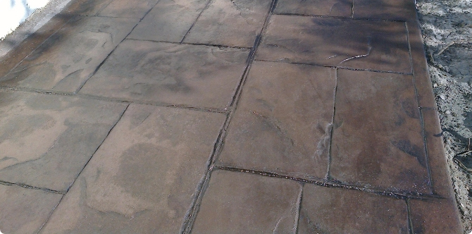 Декоративный бетон пенза виды бетонов характеристики